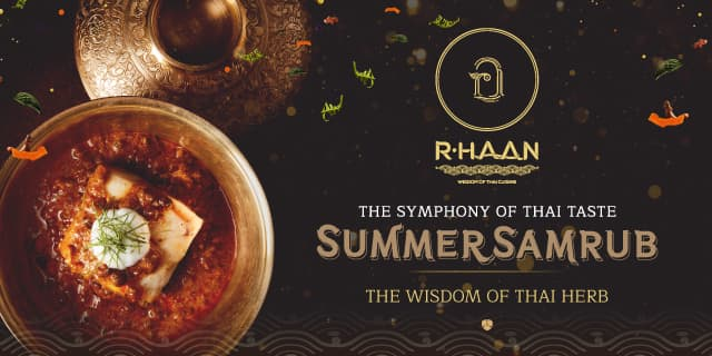 Experience Authentic 'Royal Winter Samrub' at R-HAAN