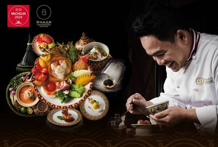 Luxury Fine Dining in Bangkok